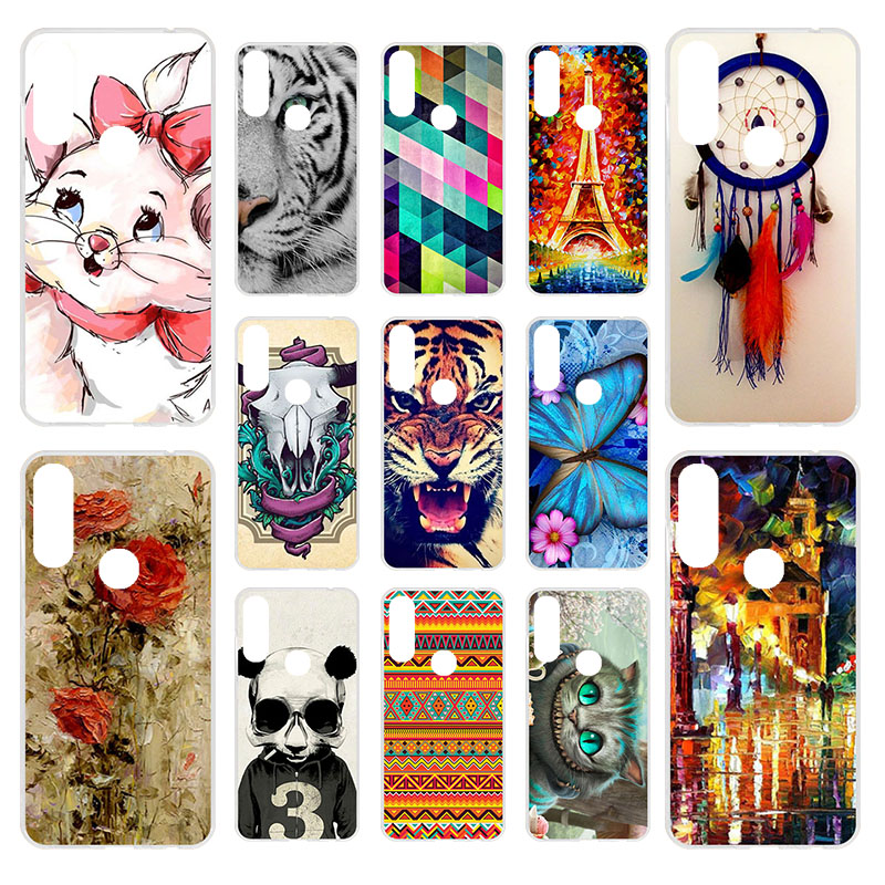 For Asus Zenfone Max M2 ZB633KL Case Silicone Soft TPU Phone Cases For Asus ZB633KL ZB ZB633 633 633KL KL Case Cover 6 3 Inch in Fitted Cases from Cellphones Telecommunications