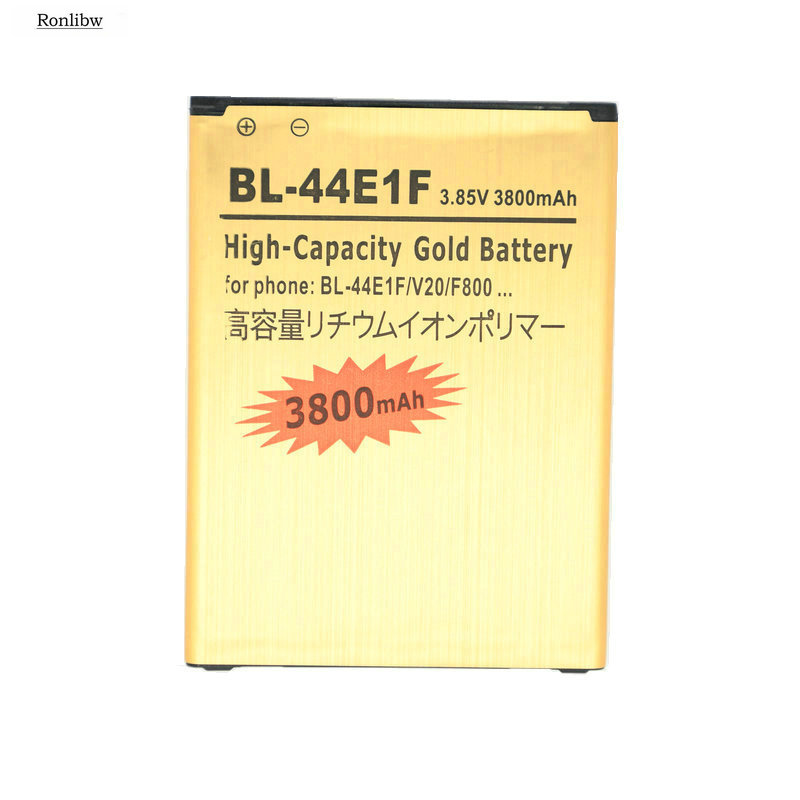 HOT SALE] AZK Replacement Gold BL 44E1F Battery For LG V20