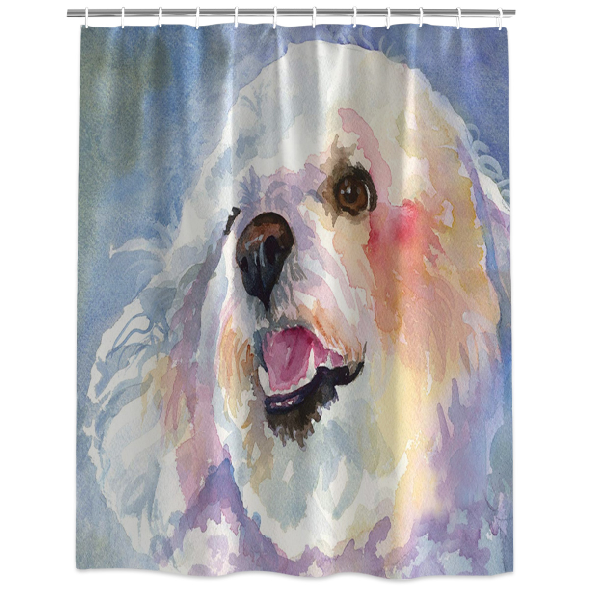 Latest Collection Of Greys Anatomy Cristina Yang Home & Garden Decorative Fabric Shower Curtain Moderate Price Shower Curtains