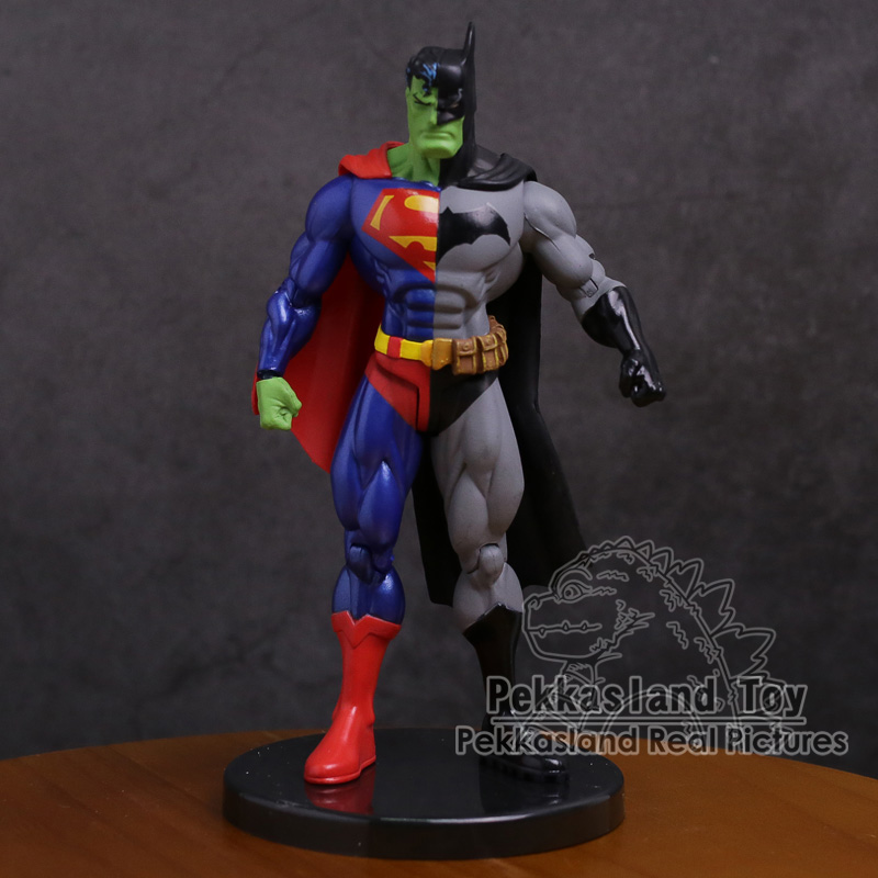 "DC Comic Superman Super Hero Action Figure 7/"" Model 18cm Doll Toy"