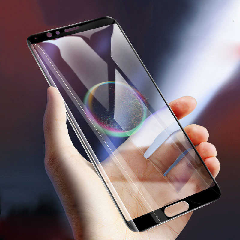 3D Anti-Scratch Protective Glass on Honor 9 Light 8 Lite 7A Pro Screen Protector for Huawei P20 P8 P9 Y6 2018 Tempered Glass