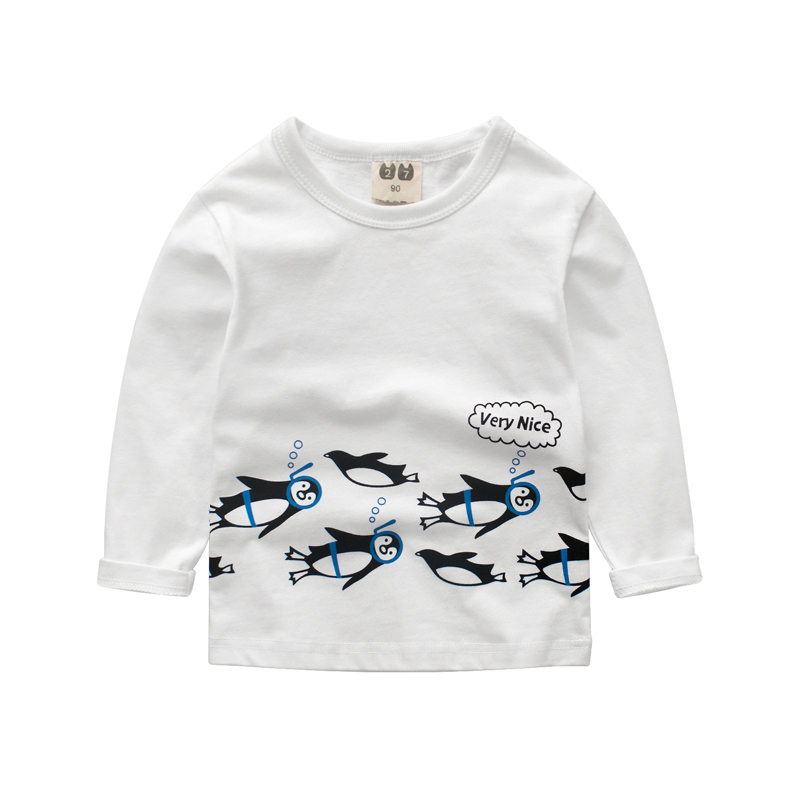 Children-clothing-penguin-T-shirts-for-girls-kids-clothes-boy-t-shirt-girls-clothes-boys-Shirts-top-girl-clothing-1