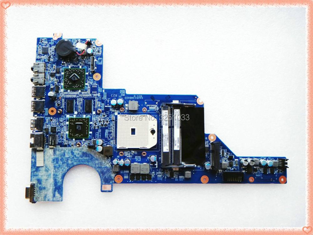 649950-001 for HP Pavilion G4 G6 G7-1000 Laptop Motherboard DDR3 DA0R23MB6D1 DA0R23MB6D0 HD6470/1G 100% Tested good working 638856 001 da0r22mb6d1 d0 fit for hp pavilion g4 g6 g7 notebook motherboard tested working