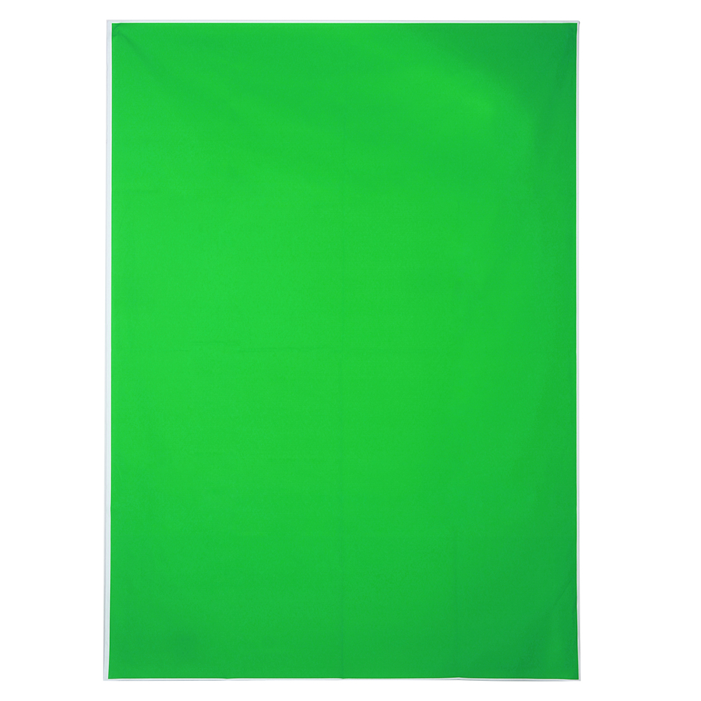 1.5*2.1m/5*7FT  Green Photography Background Waterproof Photographic Backdrop For Studio Photo For Home Decoration Use
