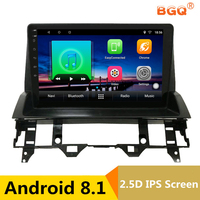 2 г оперативная память 32 Встроенная Android 8,1 автомобиль видео плеер gps для Mazda 6 2002 до 2008 аудио Радио стерео навигации с bluetooth Wi Fi