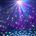 Сценический свет цвет 6 каналов DMX512 управления магический Бал + контроллер цифровой светодиодный Кристалл супер эффект света диско DJ партии...
