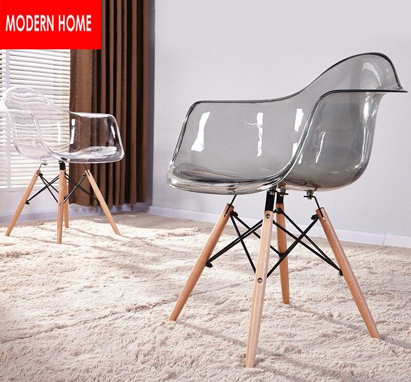Transpa Clear Acrylic Modern Design