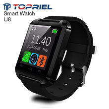 U8 bluetooth android smart watch montre conector productos turcos smartwach uwatch para samsung gears2 huawei xiaomi smartphones