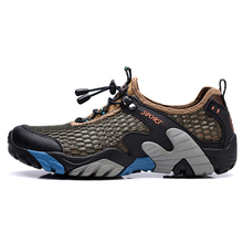 MVVT Summer Outdoor Men Water Shoes Quick-Drying Aqua Sport Climbing