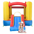 YARD  Funny Mini Inflatable Bounce House Castle For Kids DHL Free Shipping To Asia