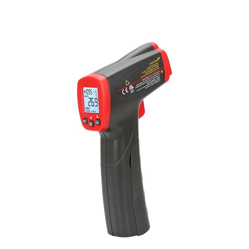 UNI-T UT300S infravörös digitális hőmérő ipari érintésmentes - Mérőműszerek - Fénykép 4