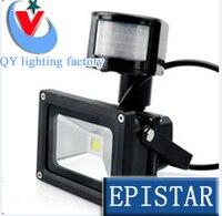 30 pçs/lote dhl fedex 50 w ip65 85-265 v 110 v 220v240v impermeável pir motion sensor de indução sense lâmpada led spotlight