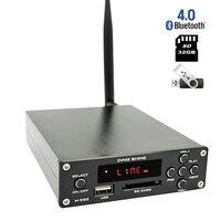 AIYIMA M 98E TDA7498E Bluetooth 4.0 160W+160W Desktop Hifi Digital Power Amplifier Support USB SD MP3/ WMA/APE/FLAC/WAV/WAVE