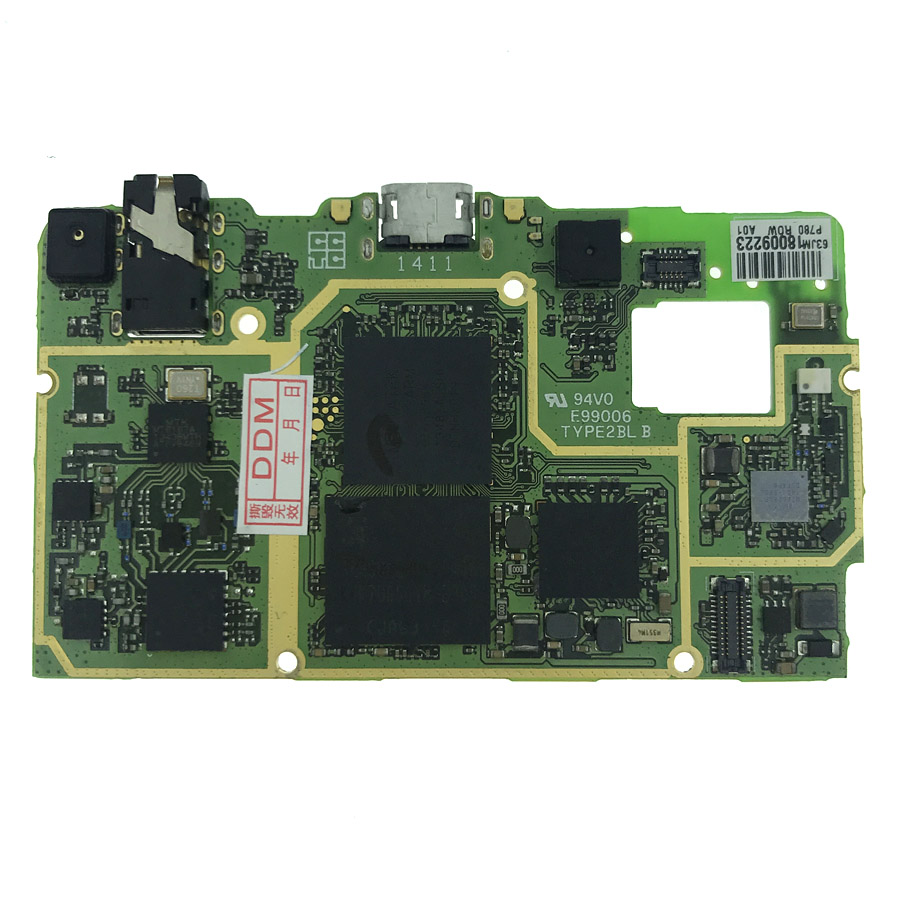 US $18 89 30% OFF|In Stock 100% Tested Working 8GB ROM Board For Lenovo  P780 Motherboard Smartphone Repair Replacement With multilingual-in Mobile