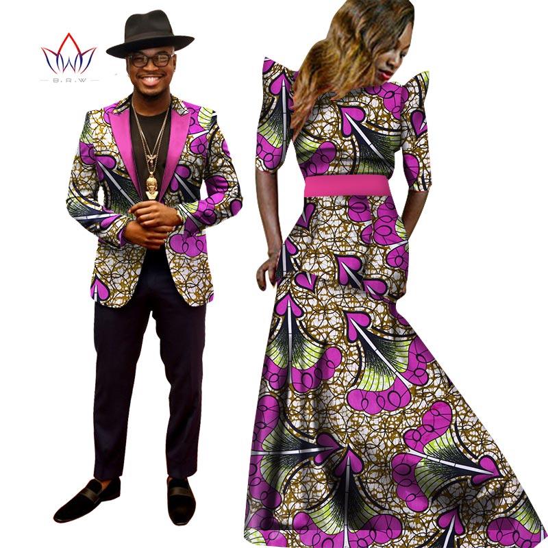 Afrikanske kjoler til kvinner Afrikansk kjole Bazin Riche Kvinner - Nasjonale klær - Bilde 5