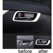 lsrtw2017 car styling car inside door handle frame trims for toyota alphard toyota vellfire 2015 2016 2017 2018 2019 AH30 lsrtw2017 car styling abs car front foglight trims chrome for toyota vellfire 2015 2016 2017 2018 2019 2020 ah30