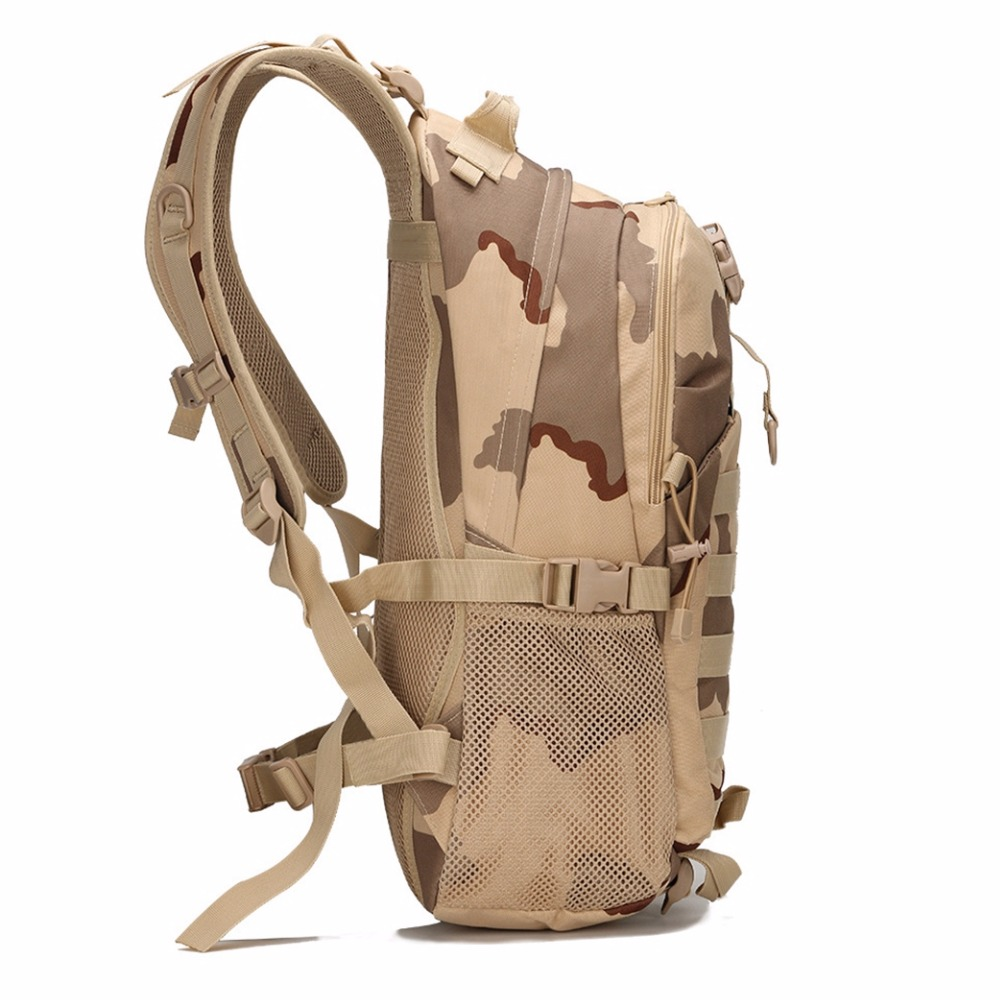 Outdoor Sport Military camouflage Tactical Backpack Rucksack Bag for Camping Traveling Hiking Trekking double shoulder 511 bag