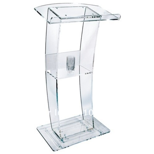 Acrylic Lectern with lots of style at an amazing priceAcrylic Lectern with lots of style at an amazing price