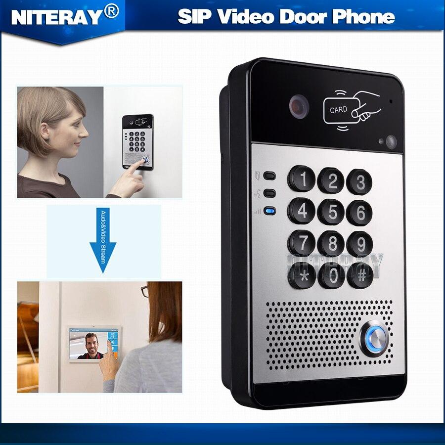 bilder für Sip/Voip Video-türsprech, Türsprechanlage Bürosprechanlage für Hotel, Büro, Krankenhaus und Wohnung