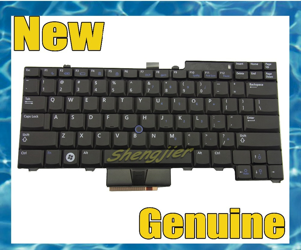UK723 Dell Precision M2400 M4400 Keyboard UK717