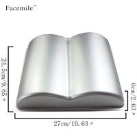 Aluminum Book Shaped Cake Pan Cake Tin Cake Decoration Tool Cake Moulds