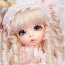 Muñecas sd bjd Fairyland Littlefee ante 1/6 sarang OUENEIFS amor bebé chica chico renacida ojos De juguete de Alta Calidad maquillaje resina