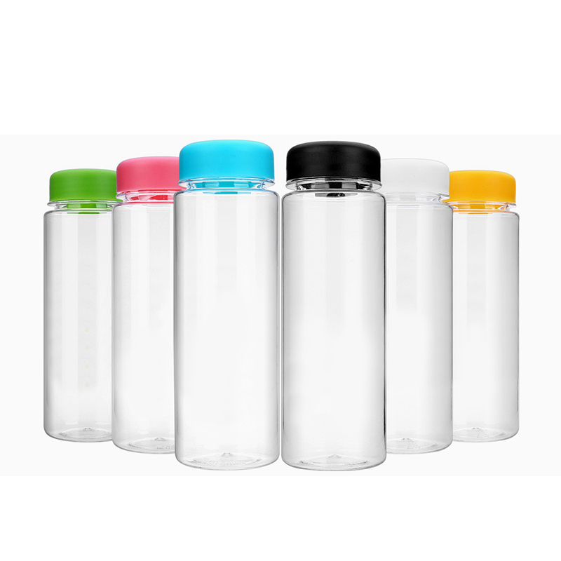 500ml creative Water bottle juice tea coffee Sports Cycling Camping readily Lightweight portable space bottle