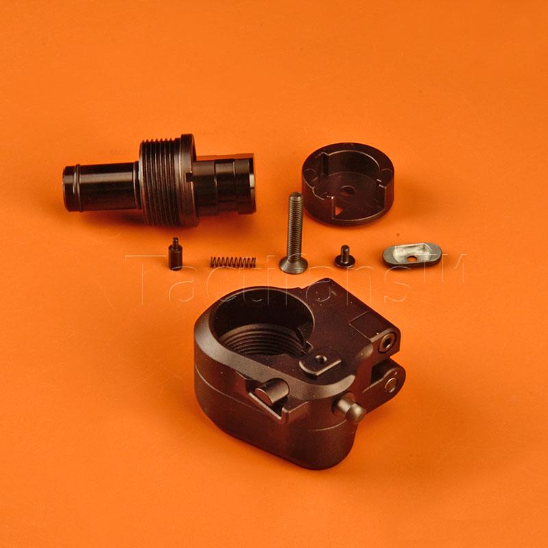 AR Folding Stock Adapter for M16 M4 SR25 series GBB and AEG Black/Tan mikado drone 4 золото gbb