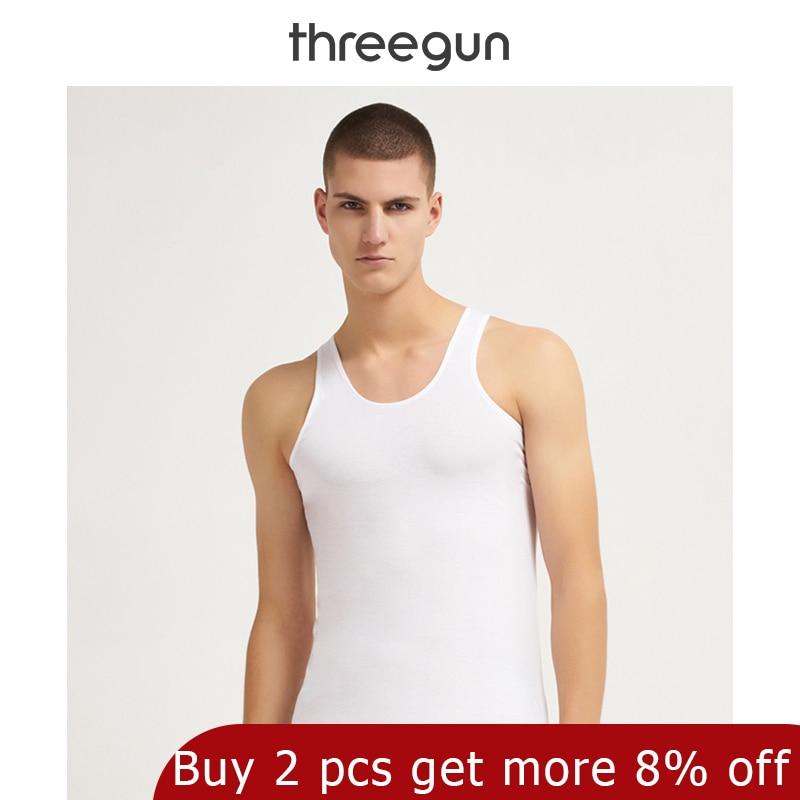 Damien Rice Men Comfortable Sleeveless No Pocket Slimming Vest