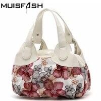 Fashion Printing Women Handbags Famous Brands Floral Messenger Bags Ladies Shoulder Bags Casual Women Bags Hot
