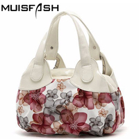 Fashion Printing Women Handbags Famous Brands Floral Messenger Bags Ladies Shoulder Bags Casual Women Bags Hot