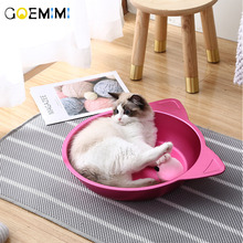 Summer Cooing Cat Bed Aluminum Material Sleeping For Pet Dogs  Cave pet cat dog house kennel puppy cave sleeping bed