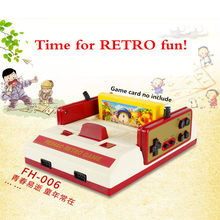 Retro Dual Controller 8 Bit TV Video Game Console For Dendy Classic Games Family TV Video Game Player Built In 121 Games(China)