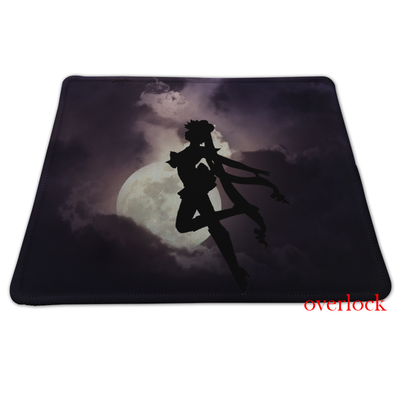 Drop shipping my Sailor Moon wallpaper by sakky attack dcvgd gaming mouse pad Silicone Mouse Pad jsh-pad0055 ...
