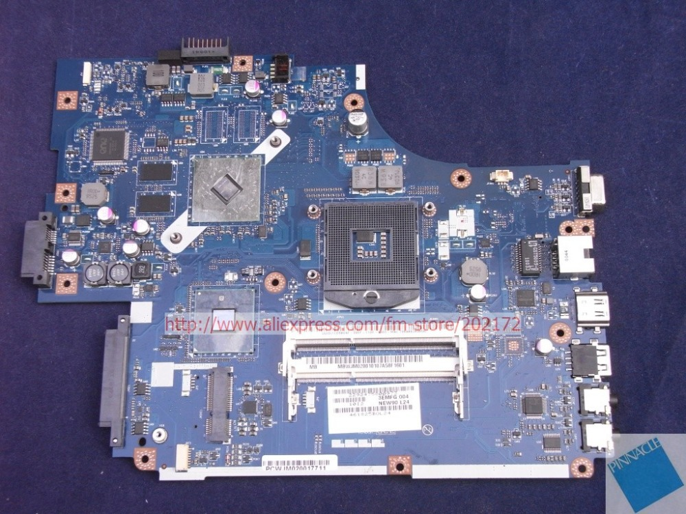MBWJM02001 Motherboard for Packard Bell EasyNote TM85 NEW90 L24 <font><b>NEW70</b></font> <font><b>LA</b></font>-<font><b>5891P</b></font> Tested Good image