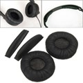 Brand New Wholesale Soft Replacement Ear Pads Headband Cushions For Sennheiser PX100 PX200 Protective Headphones Black