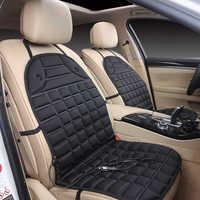 Tampas de almofada de assento de carro quente dias frios aquecida cobertura de assento do carro automático 12 v assento aquecedor almofada aquecimento suprimentos automóveis