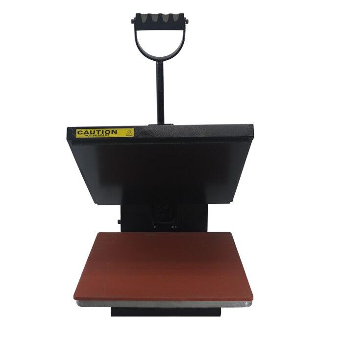 ToAuto Combo T-Shirt transfert de presse à chaud 1.8kw pressage Machine d'impression pour tapis de souris coque de téléphone Machine de marquage à chaud