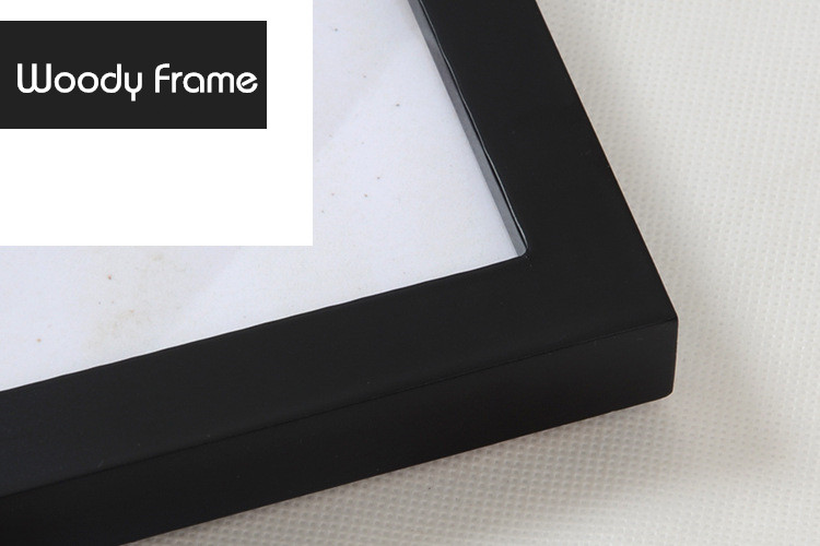 woody frame