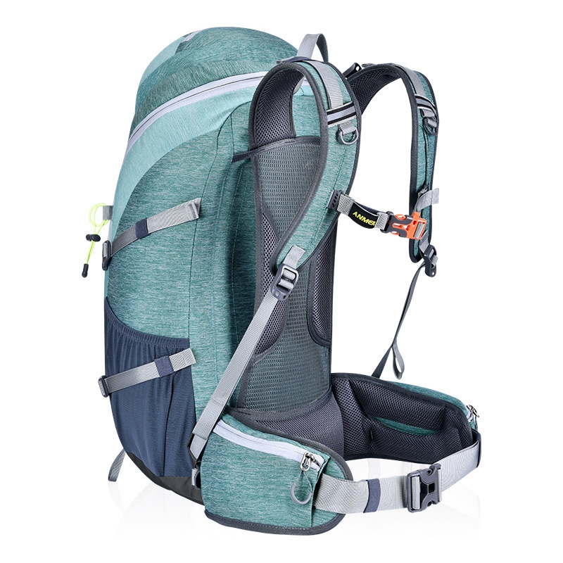 ANMEILU Men Women Travel Backpack 50L Waterproof Bicycle Backpack Outdoor Camping Hiking Climbing Bags-in Climbing Bags from Sports & Entertainment    3