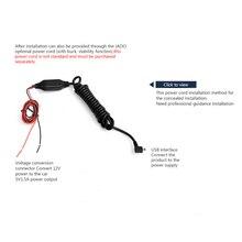 JADO PC12-5 24 В 12 В-5 В Мощность шнур подключения страхование автомобиля коробка с низкого заряда батареи защиты Поддержка 24 часа источника питания