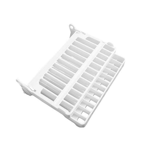 NEW 1PC Foldable Dish Plate Drying Rack Organizer Drainer Plastic Storage Holder Kitchen  sc 1 st  AliExpress.com & Aliexpress.com : Buy NEW 1PC Foldable Dish Plate Drying Rack ...