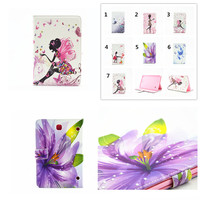 LY Z Cute Flip Stand PU Leather Cover Case For Samsung Galaxy Tab S2 8 0