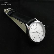 HAIYES 2018 Fashion Quartz Watch Men Watches Top Brand Luxury Male Clock Business Mens Wrist Watch Hodinky Relogio Masculino