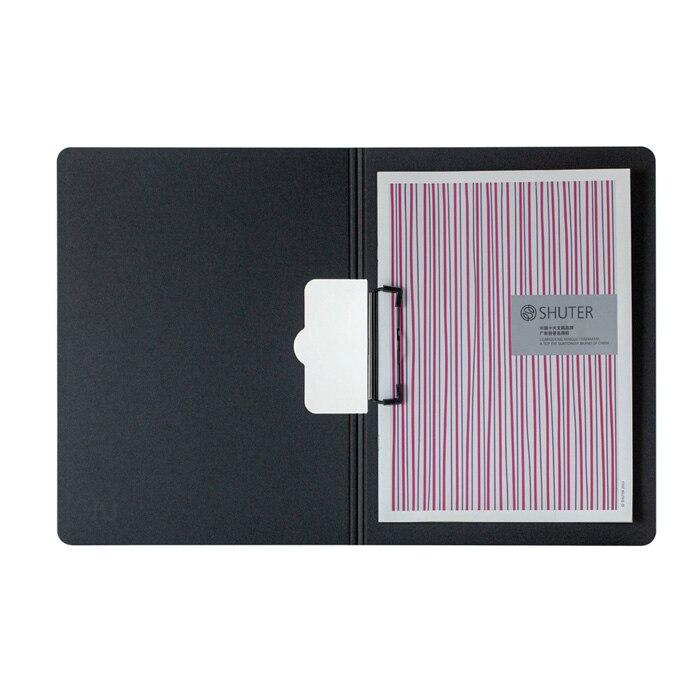 A4 Document Folder 8.5x11 Inch Clip File Folder By Durable Plastic