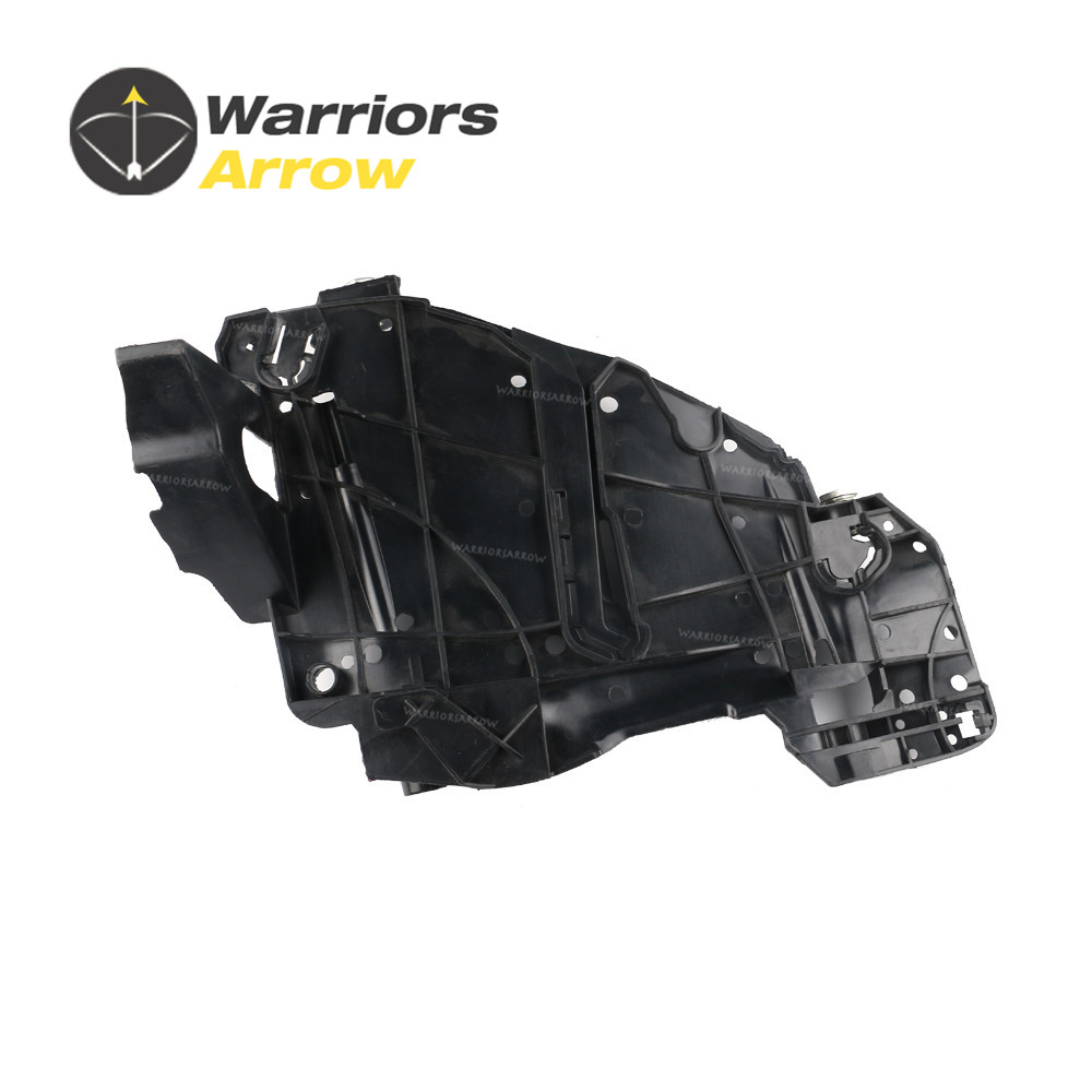 7L6941292 For VW Touareg 2007 2008 2009 2010 Right Headlight Headlamp Mounting Bracket-in Bumpers from Automobiles & Motorcycles    1
