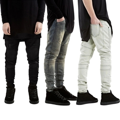 Popular Acid Wash Skinny Jeans Men-Buy Cheap Acid Wash Skinny