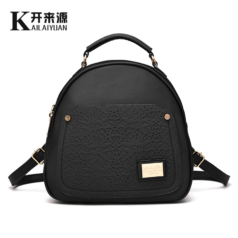 2016 New Arrival High Quality Women s Backpacks PU Leather Women Backpack Bag For Schoolbag Girls