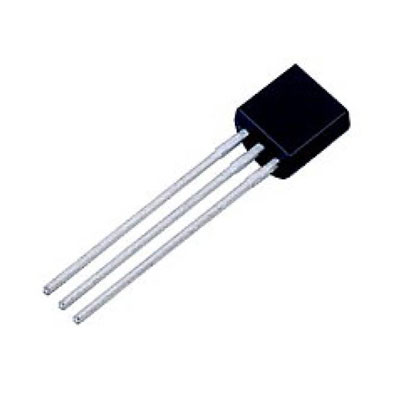 100pcs/lot BC547 TO-92 45V / 0.1A NPN Transistor Low In Stock