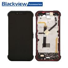 شاشة الكريستال السائل الأصلي ل Blackview BV9600 برو 6.21 بوصة لوحة اللمس 2160x1080 إحلال تركيبات الشاشة الهاتف المحمول